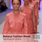 Belarus Fashion Week Fall/Winter 2015-2016