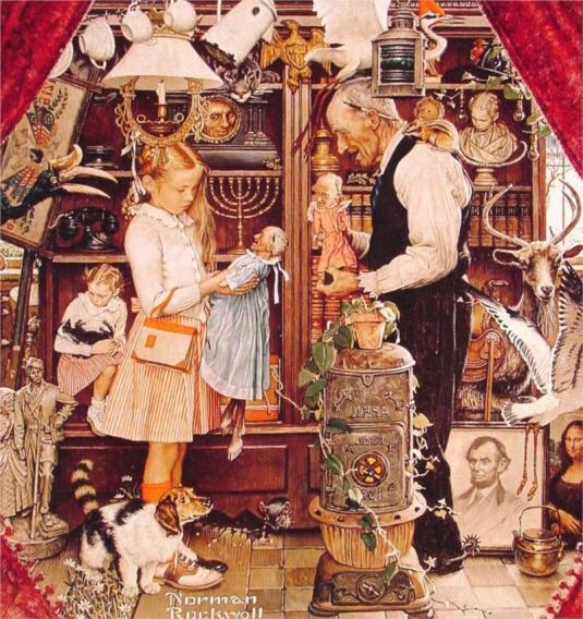 norman-rockwell-april-fool-girl-with-shopkeeper-1948.jpg